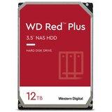 Western Digital SATA3 12TB WD120EFBX WD Red Plus 7200rpm 256MB Cache hard disk  Cene