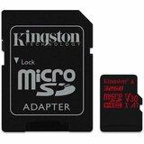 Kingston UHS-I U3 MicroSDHC 32GB V30+ Adapter SDCR/32GB React memorijska kartica Cene