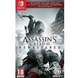 Ubisoft Entertainment Switch Assassins Creed III Remastered Assassins Creed Liberation Remastered  Cene