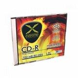 Extreme cd-r2039 - prazni mediji slim case 1 kom  cene