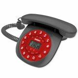 Uniden CE6601 red žični fiksni telefon  Cene