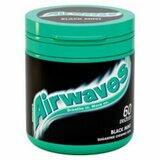 Airwaves žvake Black Mint 84g bočica  cene