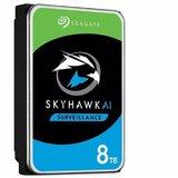 Seagate SATA III 256MB 8TB ST8000VE001 Surveillance hard disk  Cene