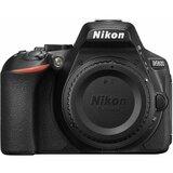 Nikon D5600 crni + objektiv 18-55mm AF-P VR DX digitalni fotoaparat Cene