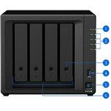 Synology DS920+ NAS uređaj  cene