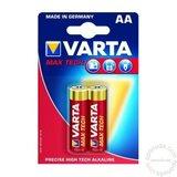 Varta Max Tech alkalne LR6 bli2 baterija za digitalni fotoaparat Cene