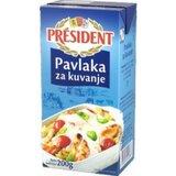 President pavlaka za kuvanje 20% MM 200g tetrapak  cene