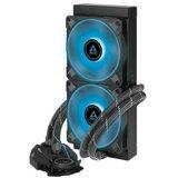 Arctic Liquid Freezer II 240 RGB sa kontrolerom CPU hladnjak za AMD i Intel vodeno hlađenje ACFRE00099A  Cene