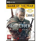 CD Project Red PC igra The Witcher 3 Wild Hunt GOTY  Cene