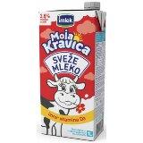 Imlek moja kravica sveže mleko 2.8% MM 1L tetra brik  cene
