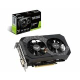 Asus TUF-GTX1660-O6G-GAMING, GeForce GTX 1660, 6GB/192bit GDDR5, DVI/HDMI/DP, cooling grafička kartica Cene
