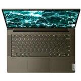 Lenovo Yoga Slim7 14ITL05 i5-1135G7/14FHD/8GB/512GB/IntelHD/IR&HD Cam/BacklitSRB/Win10H/Dark Moss 82A30088YA laptop  Cene