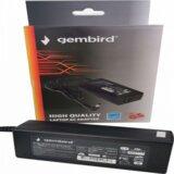 Gembird NPA65 185 3500 HP04 punjač za laptop 65W 18.5V 3.5A, 7.4x5.0mm black PIN 655 Alt=HP11  cene