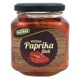Baš Baš pečena paprika fileti 290g tegla  cene