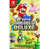 Nintendo Nintendo Switch igra New Super Mario Bros U Deluxe Edition  Cene