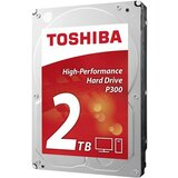 Toshiba SATA3 7200 2TB P300 HDWD120EZSTA 64MB hard disk Cene