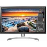 LG 27UL850-W 4K Ultra HD monitor cene