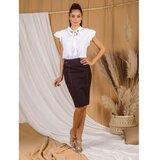 AMC suknja 065Q crna  cene