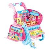 Toyzzz roze kolica za market (450916)