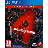 Warner Bros PS4 Back 4 Blood - Deluxe Edition igra  Cene