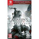 Ubisoft Nintendo Switch igra Assassins Creed 3 Remastered  Cene