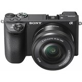 Sony A6500 set sa 16-50mm digitalni fotoaparat Cene