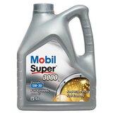 Mobil SUPER 3000 X1 FORMULA FE 5W-30, 4X4L motorno ulje  Cene