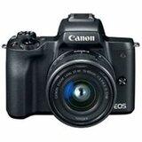 Canon EOS M50 15-45mm IS STM digitalni fotoaparat Cene