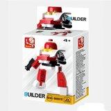 Sluban kocke Robot, 30 kom A021362  Cene