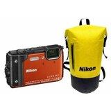 Nikon COOLPIX W300 Narandzasti digitalni fotoaparat Cene