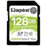 Kingston Canvas Select Plus (SDS2/128GB) memorijska kartica SDXC 128GB class 10  Cene