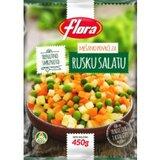 Flora mešano povrće za rusku salatu 450g kesa  Cene