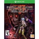 Namco Bandai XBOX ONE igra Sword Art Online: Fatal Bullet  Cene