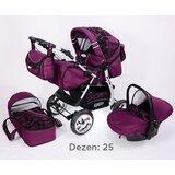 Kunert vip kolica za bebe set 2u1 - 25  Cene