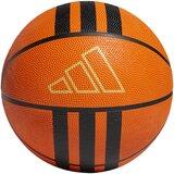 Adidas lopta za košarku 3S RUBBER X2 narandžasta GV2059  cene