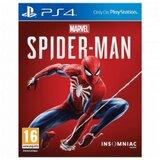 Sony PS4 igra Marvel's Spider-Man  cene