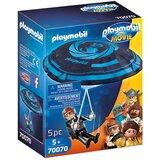 Playmobil movie rex dasher sa padobranom 70070  Cene