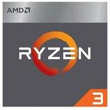 AMD Ryzen 3 3100 - 4 cores 3.6GHz (3.9GHz) procesor Cene