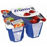 Campina Fruttis voćni jogurt jagoda, trešnja 4,5% MM 4x125g čaša  cene