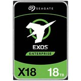 Seagate SATA3 18TB ST18000NM000J Exos X18 512e 7200rpm 256MB Cache hard disk  Cene