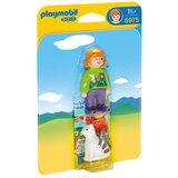 Playmobil devojčica sa mačkom  Cene