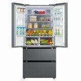 Midea HQ-610WEN side by side frižider Cene