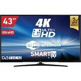 VOX 43DSW293V Smart 4K Ultra HD televizor Cene