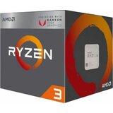 AMD Ryzen 3 2200G 3.5GHz (3.7GHz), RX Vega 8, 4 cores, AM4, BOX procesor Cene