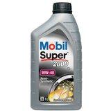 Mobil SUPER 2000 X1 10W-40, 12X1L motorno ulje  Cene