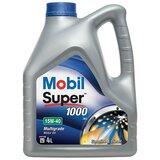 Mobil SUPER 1000 X1 15W-40, 4X5L motorno ulje  Cene