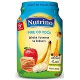 Nutrino pire od voća jabuka i banana sa keksom 190g  Cene