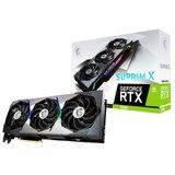 MSI nVidia GeForce RTX 3080 10GB 320bit RTX 3080 SUPRIM X 10G LHR grafička kartica