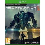 Soldout Sales & Marketing XBOX ONE MechWarrior 5 - Mercenaries igra  cene