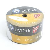 HP DVD+R 4.7GB 16X 50PK BULK PRINTABILNE 69304 disk cene